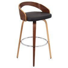 Grotto Swivel Bar Stool