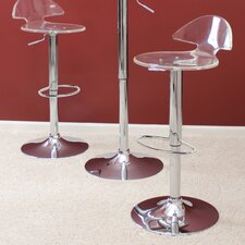 Venti Adjustable Height Barstool