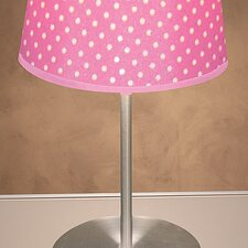 "Dot 15.25"" H Table Lamp with Empire Shade"