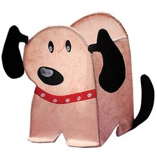 """Novelty Lighting Petey the Puppy Night Time Pals 8"""" H Table Lamp"""