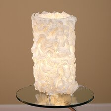 "Lace 18"" H Table Lamp"