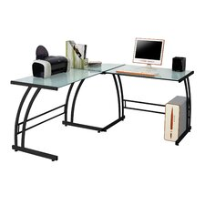 Gamma Corner Writing Desk