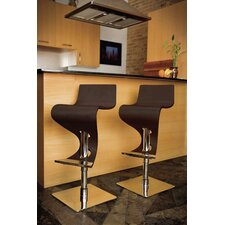 "Viva 28"" Adjustable Swivel Bar Stool"