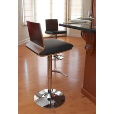 "<strong>LumiSource</strong> Koko 28"" Ajustable Bar Stool"