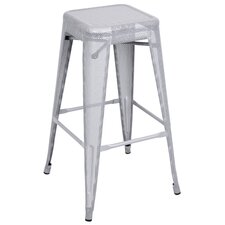 "Denza Mesh Stacking 30"" Bar Stool"