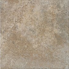 "Alta Vista 18"" x 18"" Porcelain Field Tile in Drift Wood"