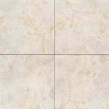 "Brancacci 6"" x 6"" Field Tile in Aria Ivory"