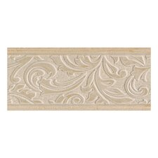 "<strong>Daltile</strong> Brixton 9"" x 4"" Decorative Wall Accent Tile in Sand"