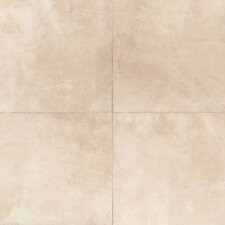"Concrete Connection 20"" x 20"" Field Tile in Boulevard Beige"