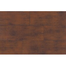 "Timber Glen 4"" x 24"" Rustic Field Tile in Cherry"