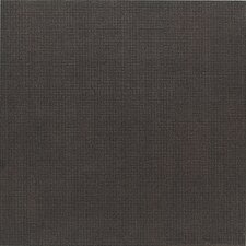 "Vibe 24"" x 24"" Unpolished Floor Tile in Techno Brown"
