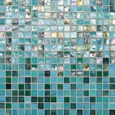 "City Lights 1/2"" x 1/2"" Mosaic Blend Field Tile in Honolulu"