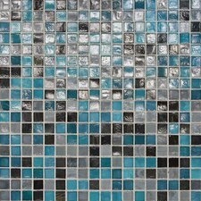 City Lights Mosaic Blend Field Tile in Rio