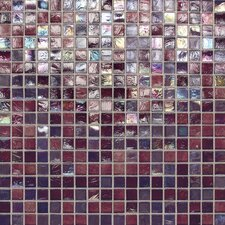 City Lights Mosaic Blend Field Tile in Tokyo