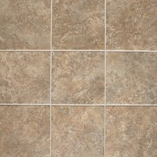 "Del Monoco 6-1/2"" x 6-1/2"" Glazed Field Tile in Tatiana Noce"