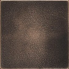 "Ion Metals 4-1/4"" x 4-1/4"" Field Tile in Antique Bronze"