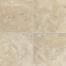 "Palatina 12"" x 12"" Unpolished Field Tile in Corinth Cream"