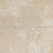 "Sandalo 12"" x 12"" Field Tile in Serene White"
