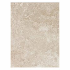"Sandalo 12"" x 9"" Field Tile in Serene White"