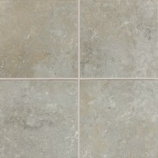 "Sandalo 18"" x 18"" Field Tile in Castillian Gray"