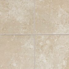 "Sandalo 18"" x 18"" Field Tile in Serene White"