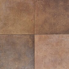 "Terra Antica 6"" x 6"" Field Tile in Bruno"