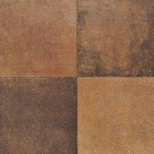 """Terra Antica 12"""" x 12"""" Field Tile in Rosso"""
