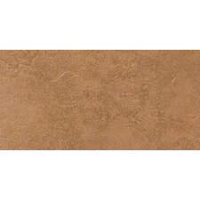"Cliff Pointe 6"" x 12"" Porcelain Field Tile in Redwood"