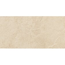 "Cliff Pointe 6"" x 12"" Porcelain Field Tile in Beach"