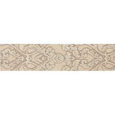 "Fashion Accents 10"" x 2"" Provincial Decorative Accent in Damask Light"