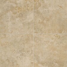 "Alessi 13"" x 13"" Unpolished Field Tile in Dorato"