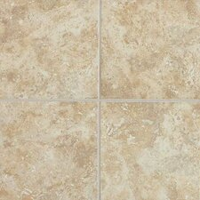 "Heathland 12"" x 12"" Unpolished Floor Tile in Raffia"