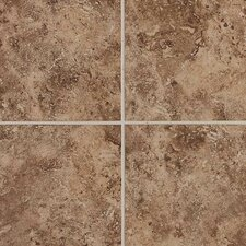 Heathland Ceramic Unpolished Floor Tile in Edgewood