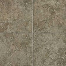 "Heathland 12"" x 12"" Unpolished Floor Tile in Sage"