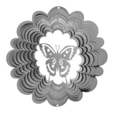 Classic Butterfly Wind Spinner