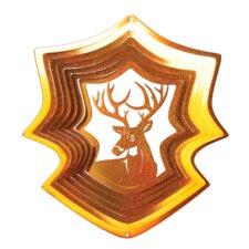 Copper Classic Deer Wind Spinner