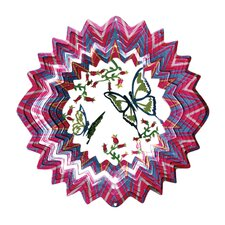 Designer 3D Butterfly Wind Spinner