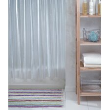 <strong>InterDesign</strong> Zia Vinyl Shower Curtain
