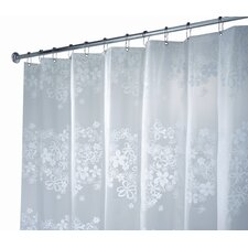 <strong>InterDesign</strong> EVA Vinyl Fiore Shower Curtain