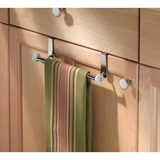York Over the Cabinet Towel Bar