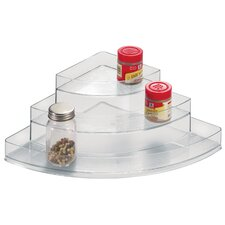 Linus Stadium Corner Spice Rack (Set of 4)