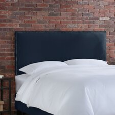 <strong>Skyline Furniture</strong> Nail Button Patriot Upholstered Headboard