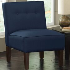 <strong>Skyline Furniture</strong> Patriot Slipper Chair