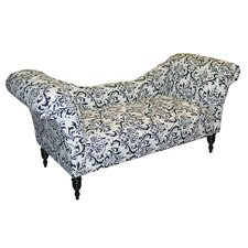 Lounge Cotton Settee Loveseat