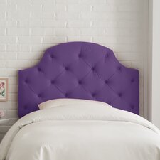 Tufted Upholstered Headboard