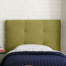 Micro-Suede Upholstered Headboard