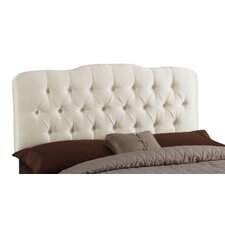 <strong>Skyline Furniture</strong> Tufted Arch Upholstered Headboard