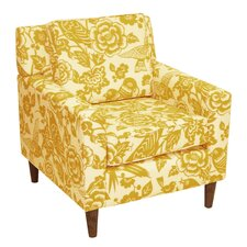 Cube Fabric Chair