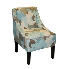 <strong>Skyline Furniture</strong> Swoop Cotton Armchair