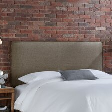 <strong>Skyline Furniture</strong> French Groupie Slipcover Headboard